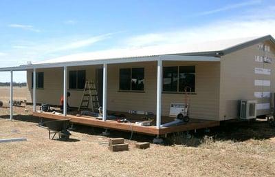 22.-Installation-of-Verandah